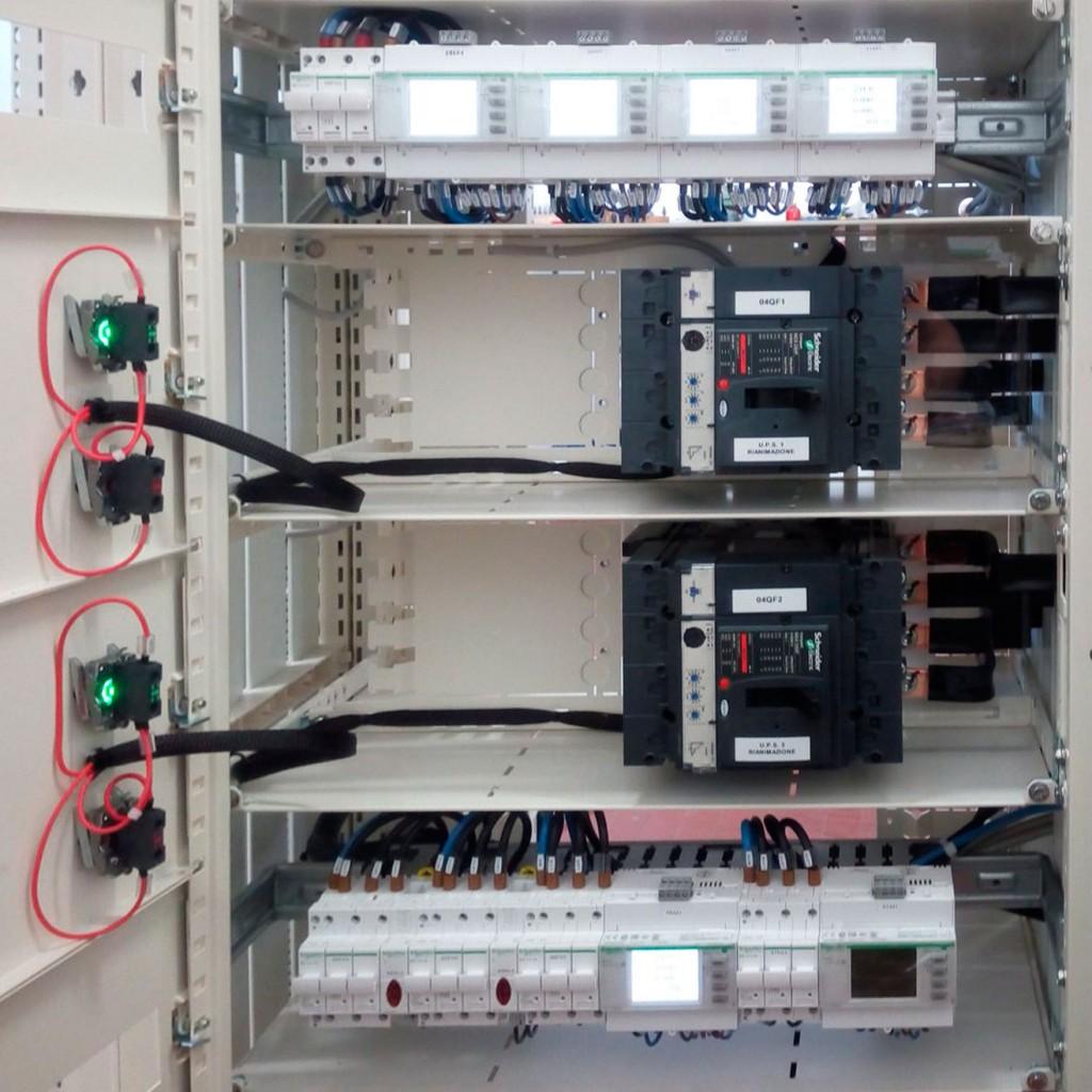 Schemi Quadri Elettrici : Prodotti e servizi brenta quadri